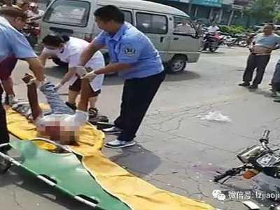 林州车祸 林州21小时内发生两起车祸惨剧